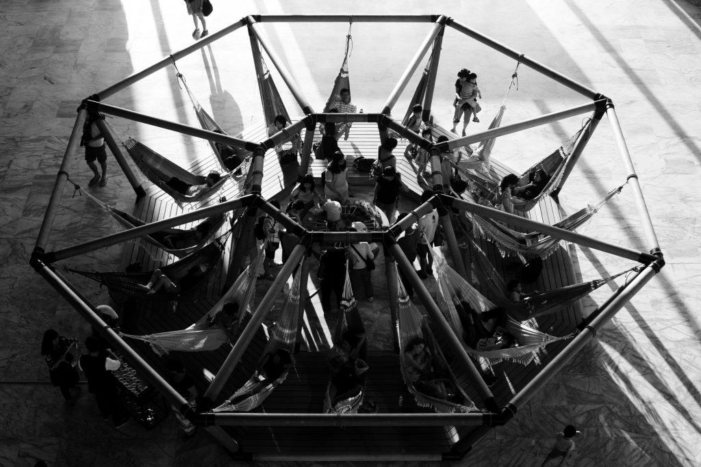 OPAVIVARÁ!,《福尔摩沙慢活茶》,2014,承蒙艺術家惠允使用。 OPAVIVARÁ!, Formosa Decelerator, 2014, Courtesy of the Artist.