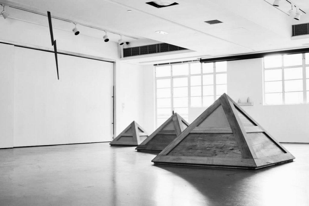 Wong Wai Yin, Wish You Were Eternal, 2016, installation view 黄慧妍,《但愿你永恒》,2016,装置