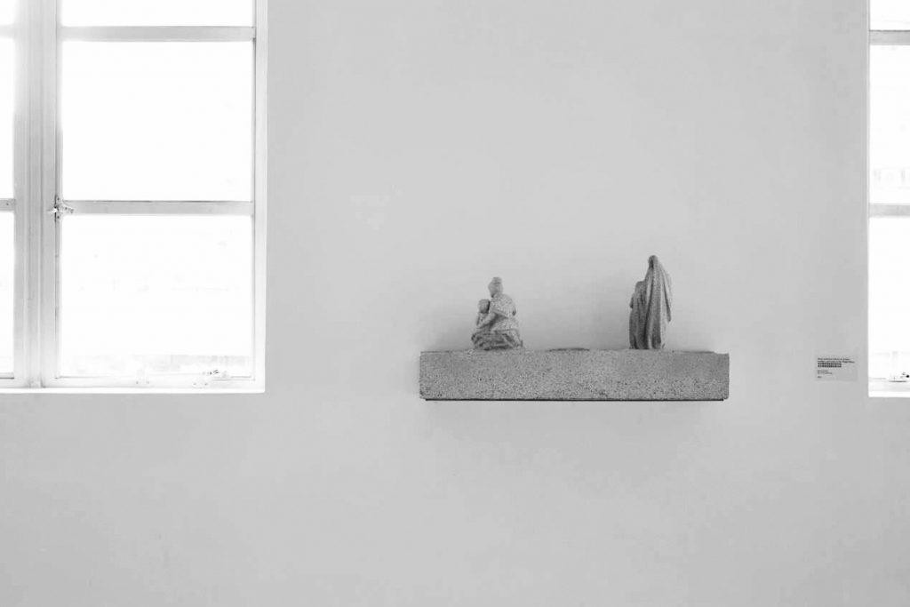 Wong Wai Yin, Some Missions Belong To Grandmother, And Some To The Virgin Mary, 2016, installation view 黄慧妍,《有些事情透过祖母来完成,有些事情透过圣母来完成》,2016,装置
