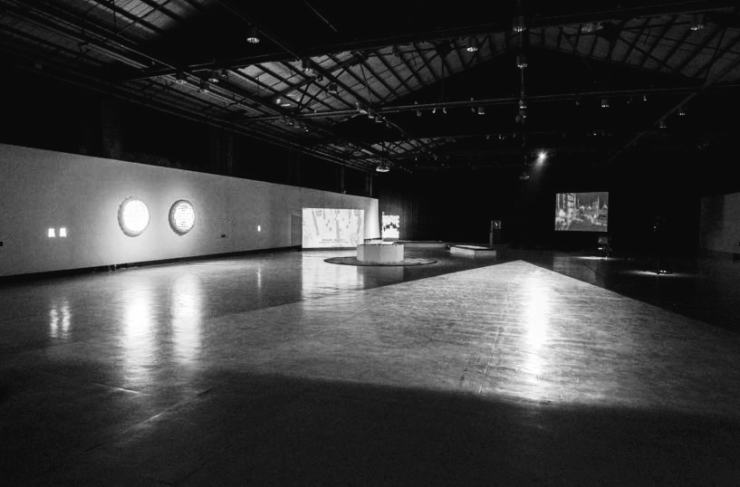 Exhibition space 展览现场