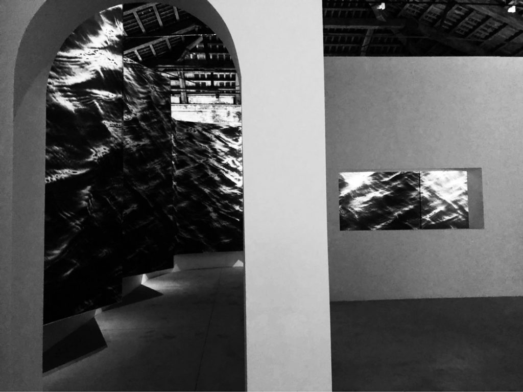 Chen Qi, The Born and Expansion of 2012. Installation view, China Pavilion, Venice Biennale, 2019. Photo: Shi Yue. 《2012生成与弥撒》,装置,中国馆,2019威尼斯双年展,摄影:施越。